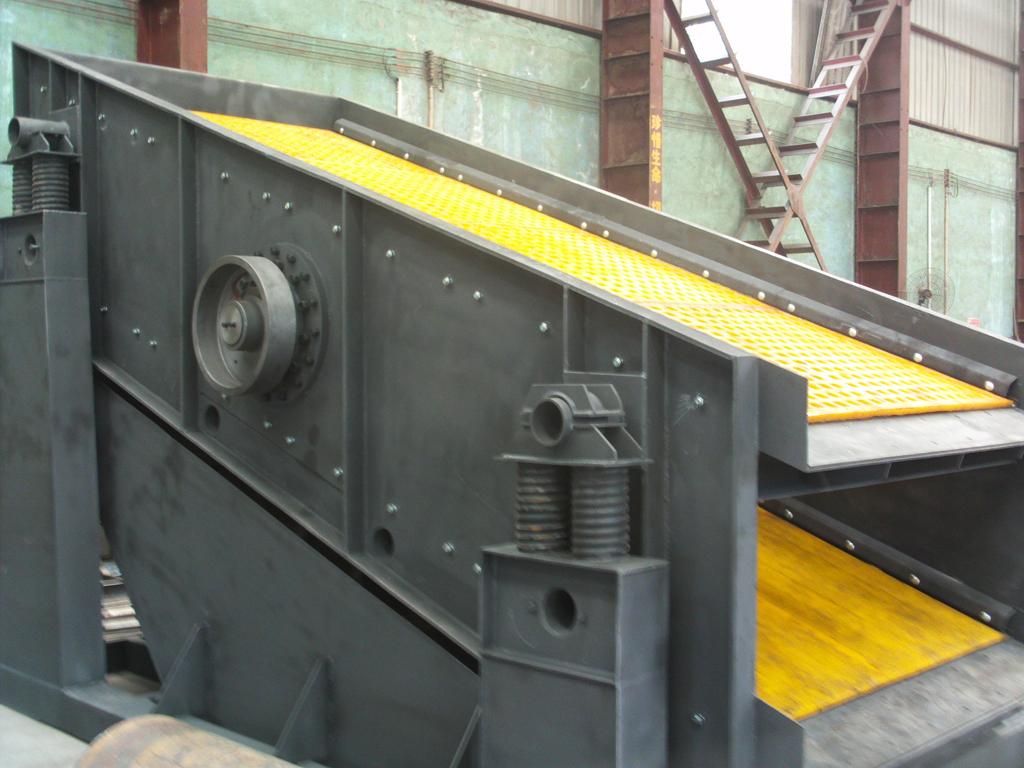YK1848矿用圆振动筛
