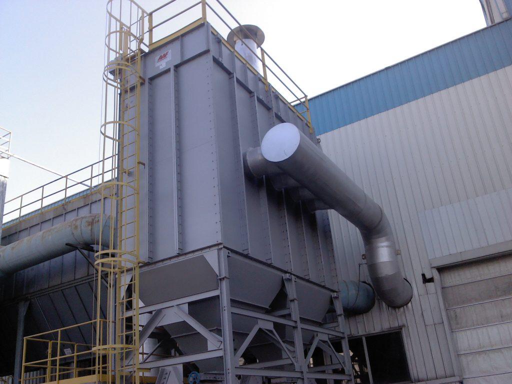 PPC型气箱脉冲袋式除尘器插图