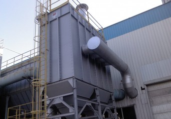 PPC型气箱脉冲袋式除尘器