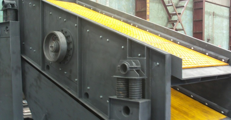 YK矿用圆振动筛