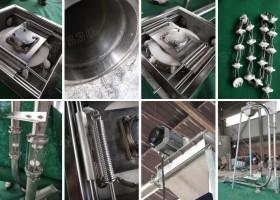 管链机-饲料生产工艺中的输送神器