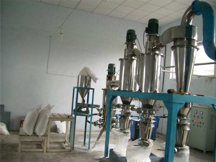 立式气流磨粉机插图